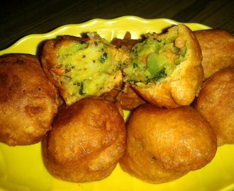 Potato Bonda Recipe – Aloo Bonda