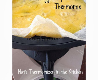 Scrambled Eggs in your Thermomix