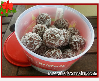 Rum Balls Recipe with Variations
