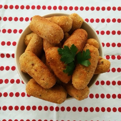 Review + Giveaway: D'Orsogna Chorizo and Potato Croquettes
