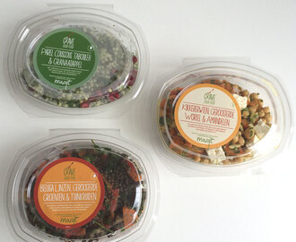 Review: CRAVE Good Food salades