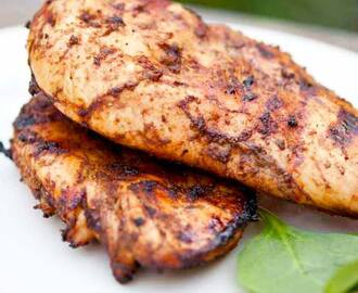 Clean Eating BBQ Tandoori Chicken