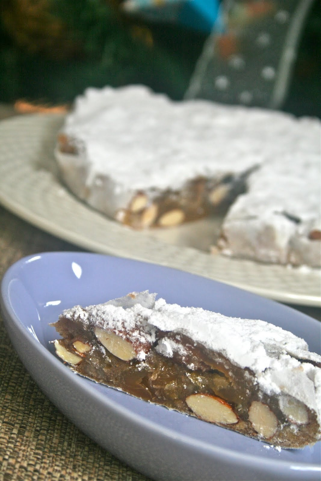 Vegan Panforte