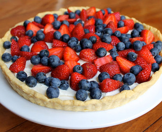 Ridiculously Easy Berry Tart Recipe