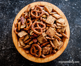 Savory Chex Party Mix