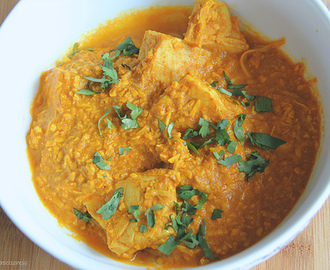Fish Curry (Boatmans Curry)