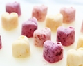 Frozen Yoghurt Hearts – Perfect for Valentines Day!