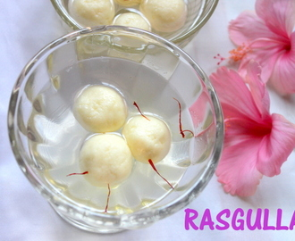 Rasgulla recipe – how to make spongy homemade rasgulla recipe – Indian dessert recipes