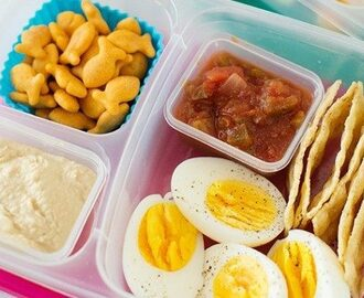 50 Easy School Lunch Ideas