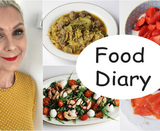 Food Diary YouTube #84