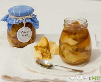 Ricette di mostarda di pere cotogne mytaste for Mostarda di mele mantovana