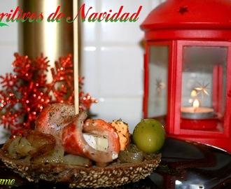 Recetas de comidas frias para las fiestas navidenas mytaste - Tapas frias originales ...