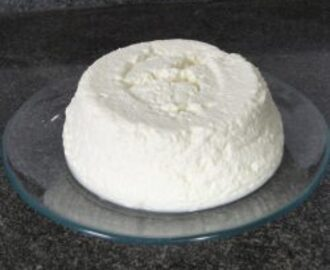 Queijo Minas 3 ingredientes