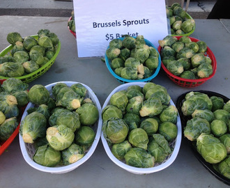 Easy-to-Make Brussels Sprouts for Thanksgiving or Anytime
