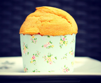 Pumpkin Muffins with coriander and cumin - thermomix