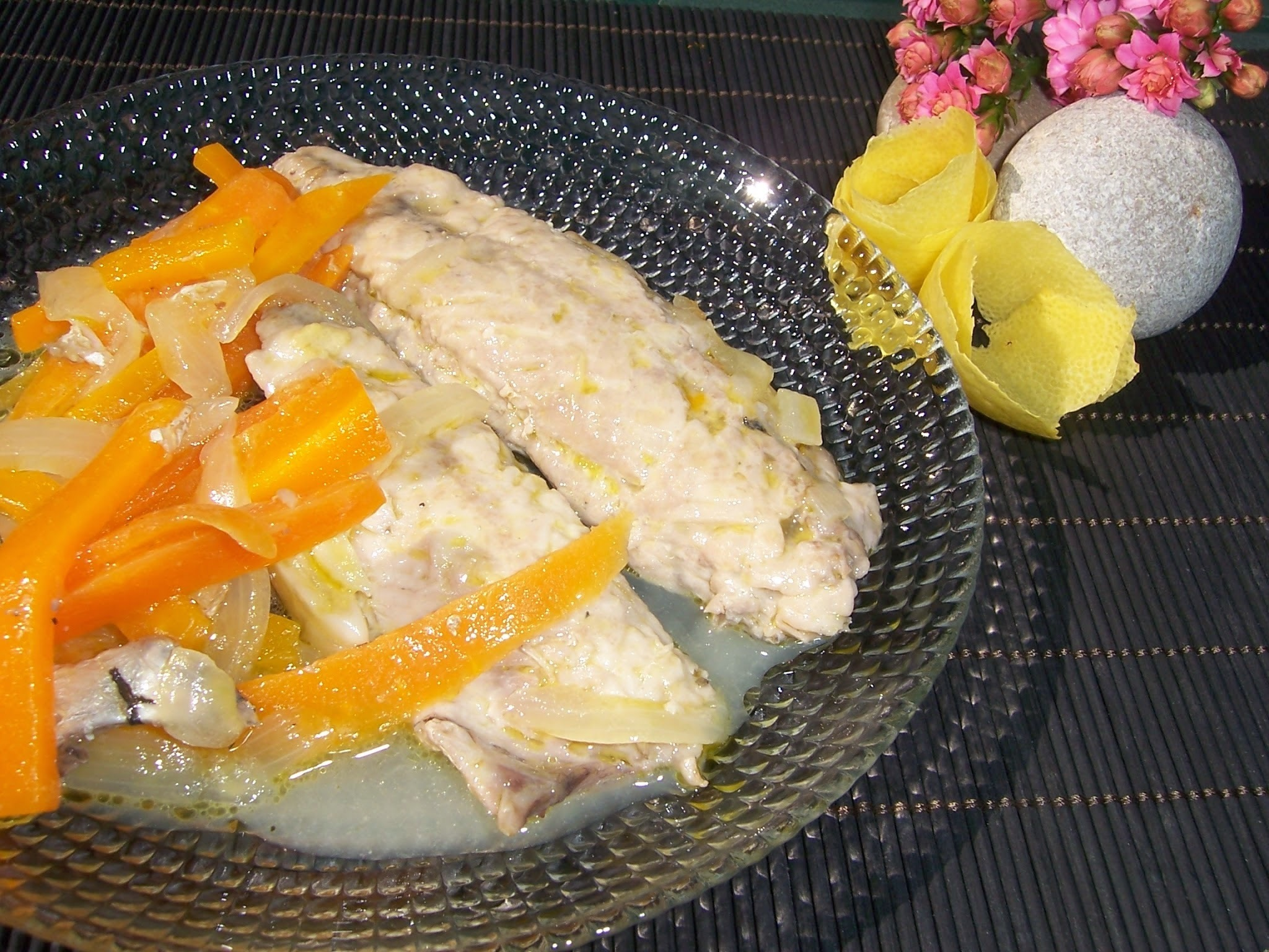 ESCABECHE DE LIMON