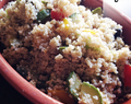 "Cous cous integrale ""vegetariano"""