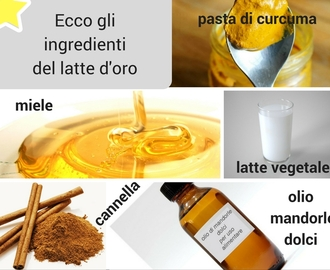 Latte d'oro (o Golden milk)