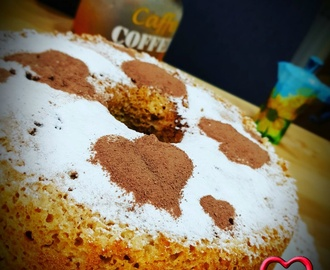 ANGEL CAKE AL CAFFE'