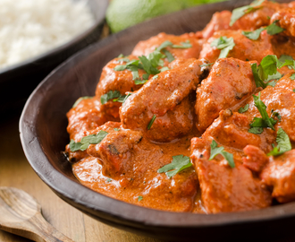 Butter Chicken: big batch recipe