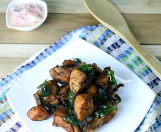 Kerala Chicken Fry (Roast)