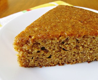 Gluten free whole orange and hazelnut cake/Gâteau sans gluten à l'orange entière et aux noisettes