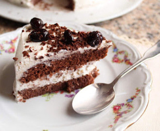 Torta Foresta Nera - Black Forest