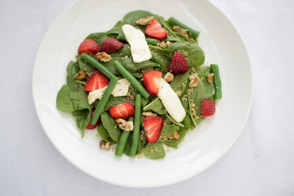 Strawberry and Quinoa Salad
