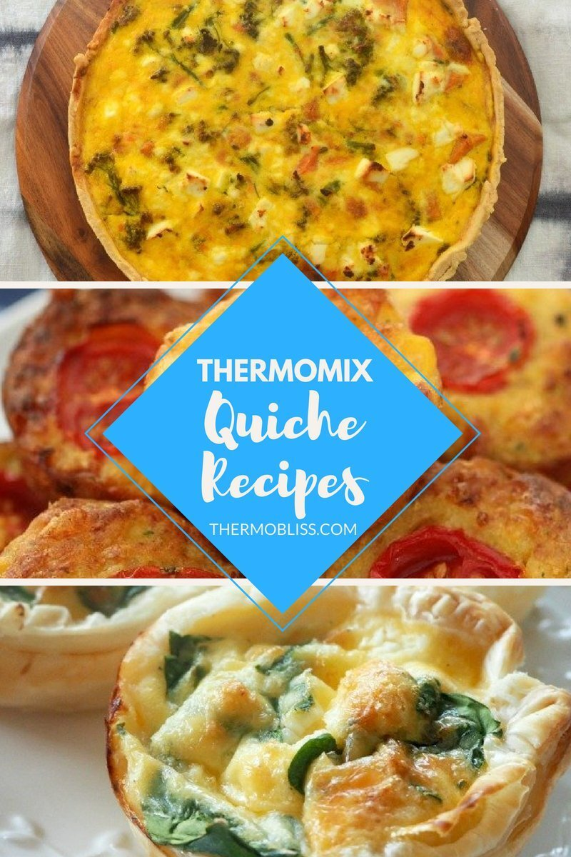 The BEST Thermomix Quiche Recipes