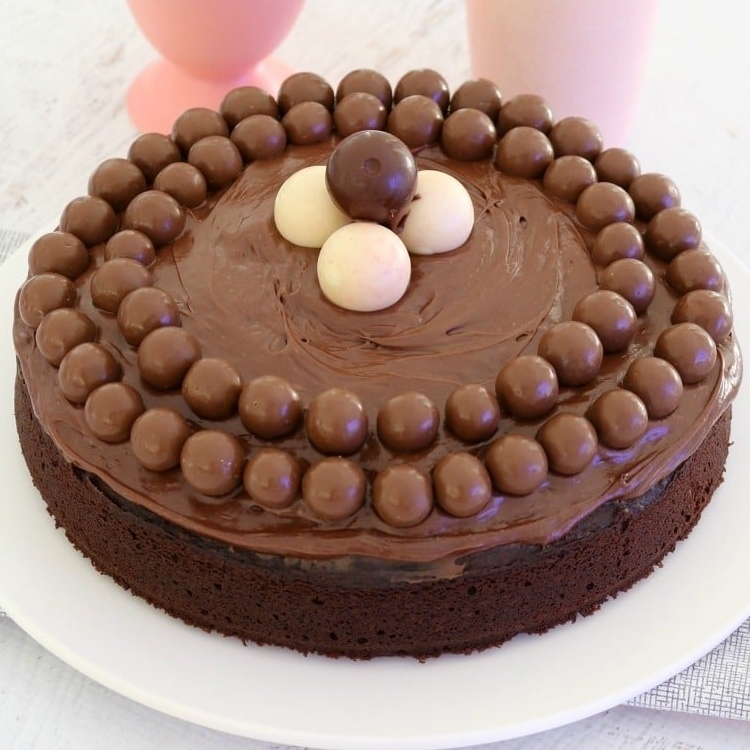 Thermomix Chocolate Cake
