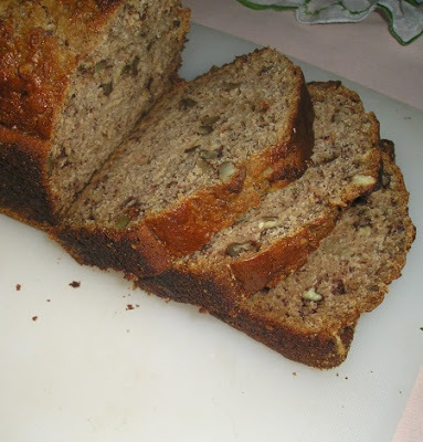 Banana Bread from David Lebovitz