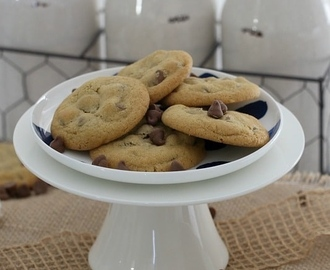 Thermomix Chocolate Chip Cookies