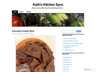 Kath's Kitchen Sync