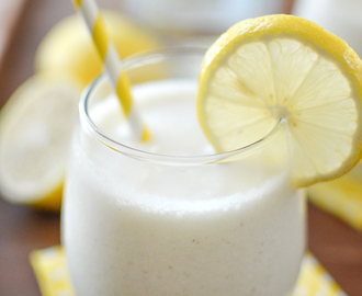 Frozen Pineapple Lemonade Cocktail