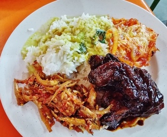 Chunburi Seafood – Home-Style Malay Food in a Village of Rustic Charm