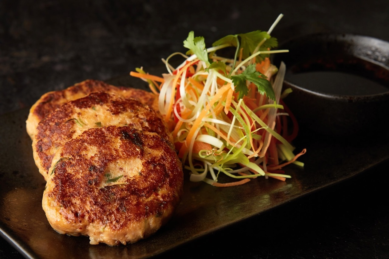 Try the President Hotel's Thai Fish Cake Recipe