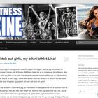 fitnesskine | Personal Trainer and fitness athlete