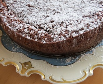 Drunken Chocolate Torte