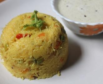 Instant Rava Idli Recipe Hebbar S Kitchen