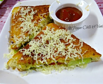 Veg Cheese Toast/Veg Cheese Toast Sandwich Recipe