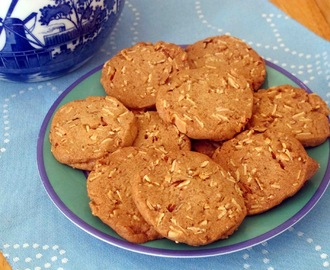 Hanna's Dutch Speculaas Cookies