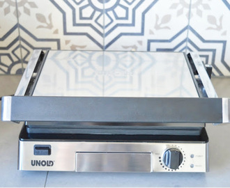 Review: Unold contactgrill