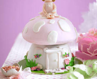 Kids Party - Fairy toadstool