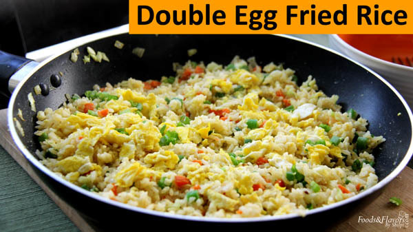 Egg fried Rice | How to make Egg Fried Rice – Fried Rice Recipe