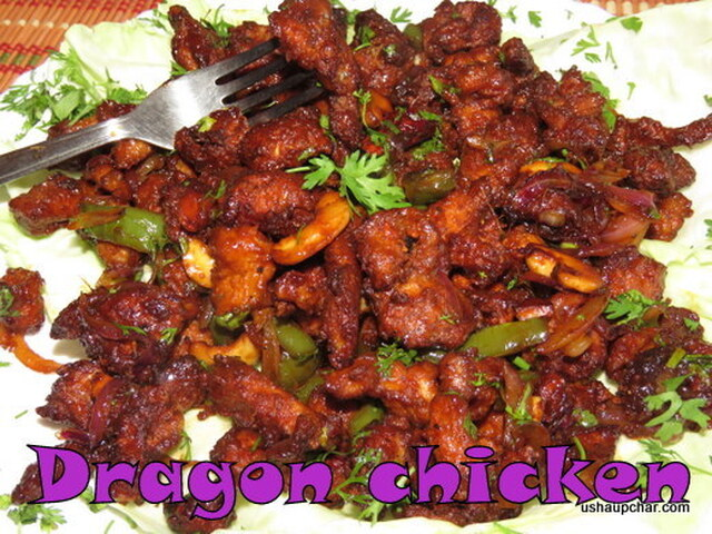 Dragon chicken