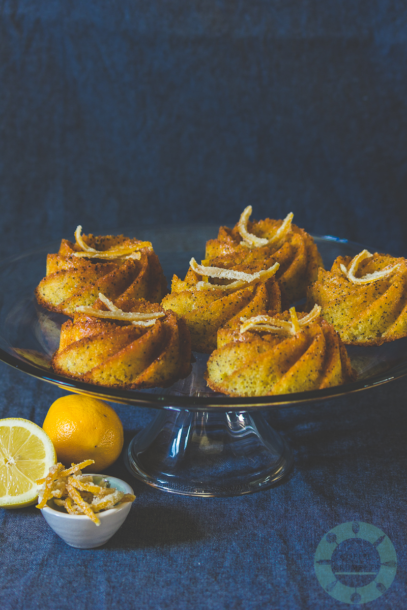 Meyer Lemon Poppy Seed Bundlets