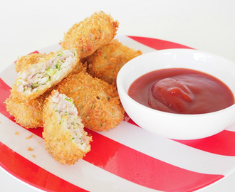 Chicken Broccoli Nuggets