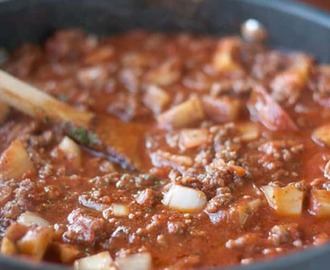 Best Goulash Ever: Recipe