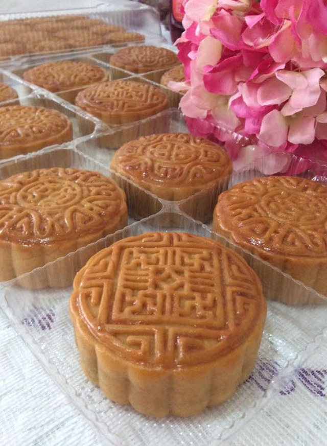 Traditional Bake MoonCake - 烘皮传统月饼