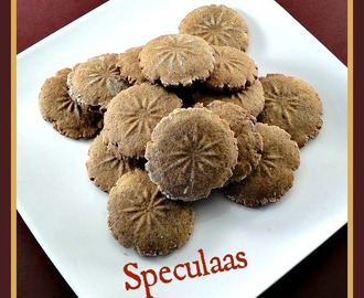 Speculaas (Dutch Spice Cookies)